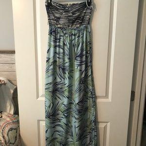 Roxy maxi dress (S)